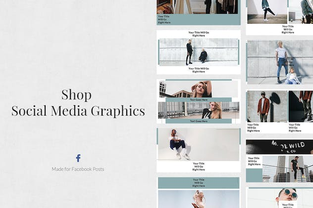 Shop Facebook Posts - product preview 0