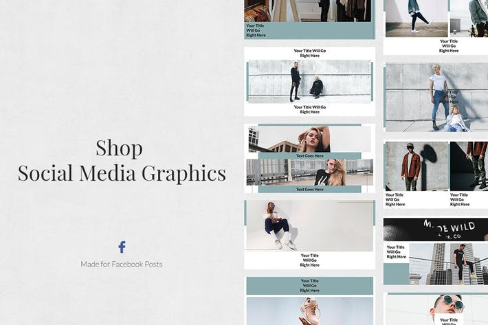 Cover Image For Shop Facebook Posts