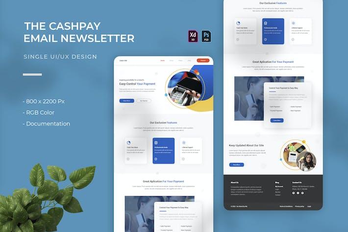 Cashpay | Email Newsletter