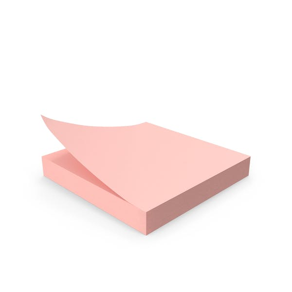 Thumbnail for Липкие ноты Розовый