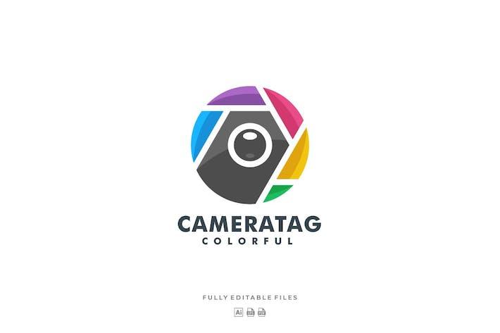 Thumbnail for Camera Lens Color Logo
