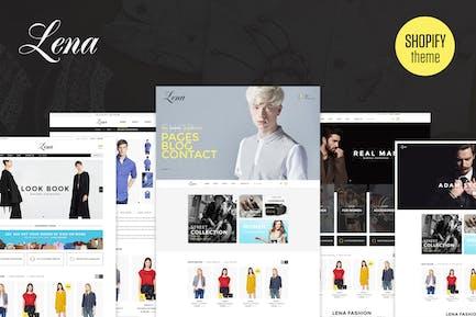 Lena | Responsive Shopify Theme
