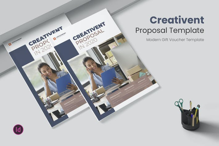 Thumbnail for Creativent Proposal