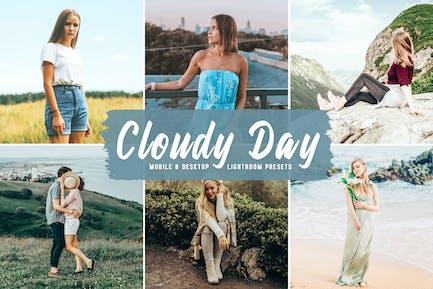 Cloudy Day Mobile & Desktop Lightroom Presets