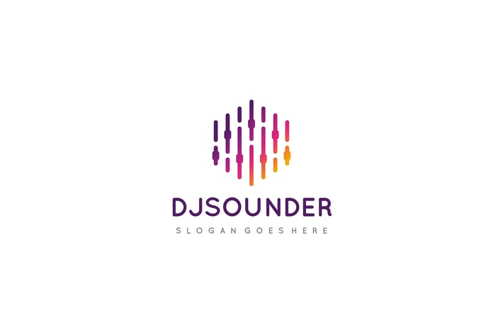 Thumbnail for Dj Sound Logo
