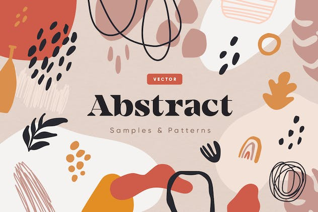 Abstract Samples & Patterns