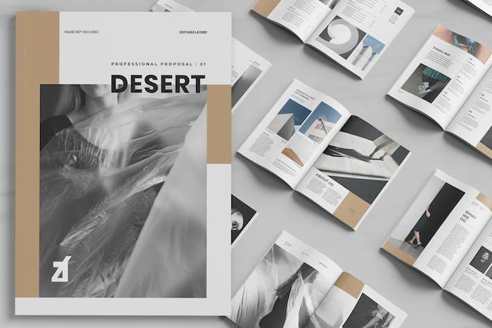 Thumbnail for Desert multi-purpose book