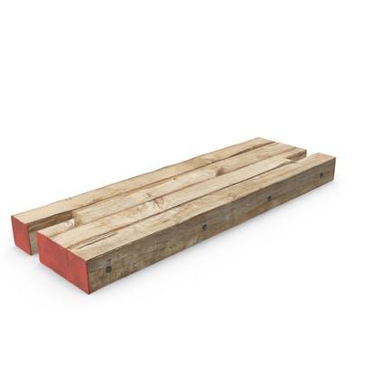 Wooden Crane Mats