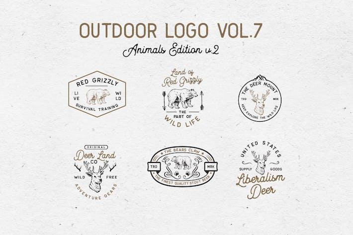 Thumbnail for Outdoor Logo Vol.7