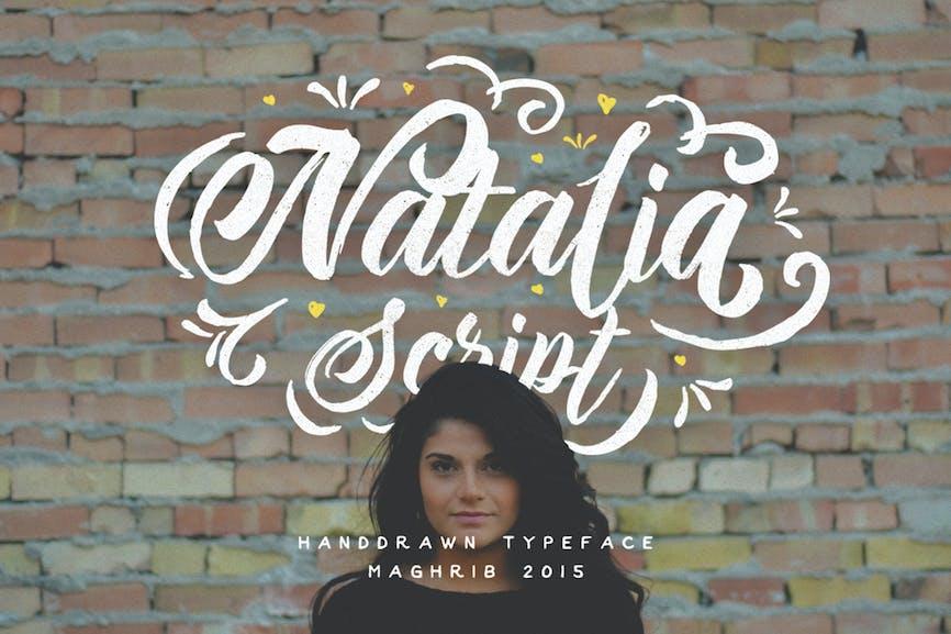 Natalia-Script