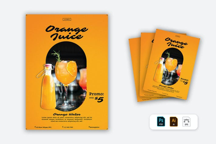 Drink Flyer