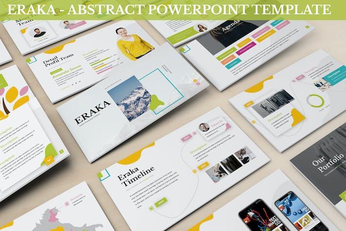 Thumbnail for Eraka - Abstract Powerpoint Template