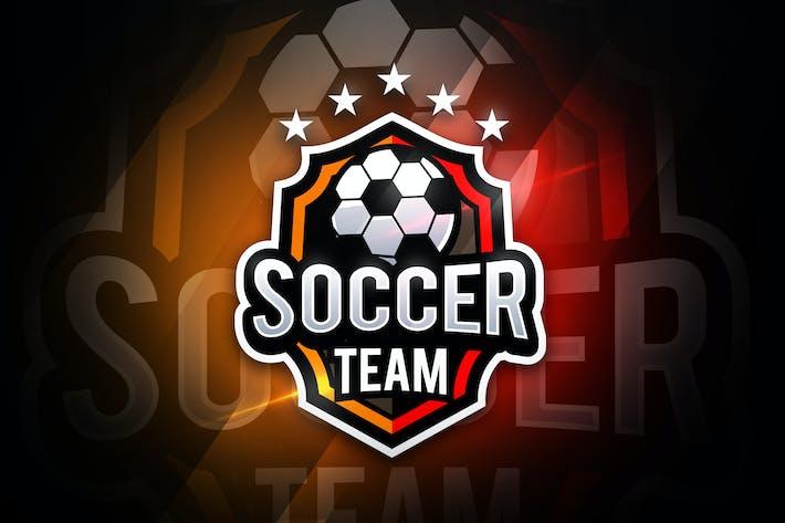 Thumbnail for Soccer Team - Mascot & Esport Logo