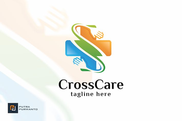 Thumbnail for Cross Care - Logo Template