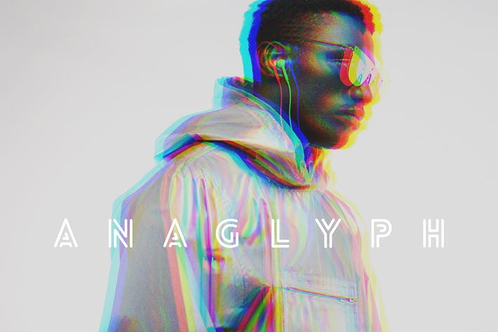 Thumbnail for Anaglyph 3D Photoshop Effect