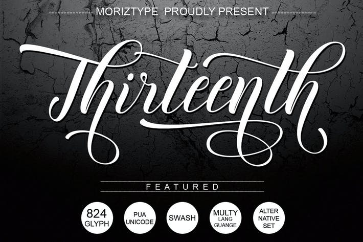 Thumbnail for Thirteenth Script