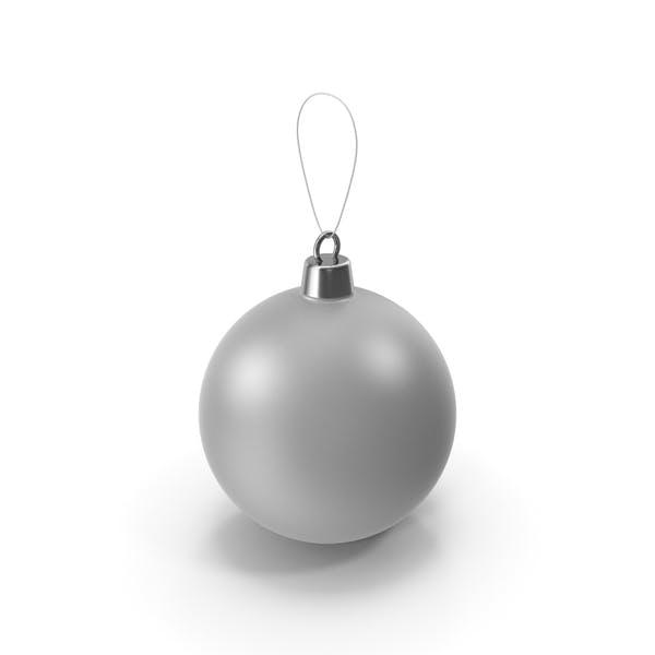 Рождественская елка Игрушка Серый