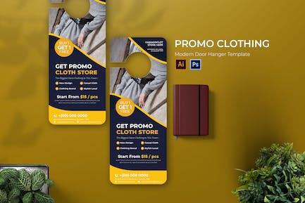 Porte-vêtements promo