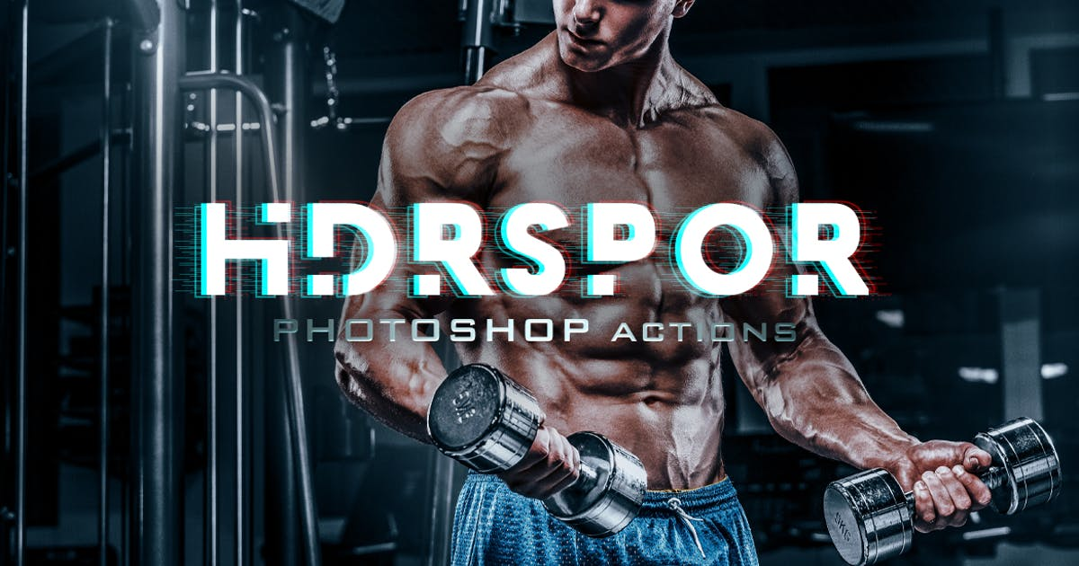 Download PRO HDR  Actions Photoshop by 2lagus