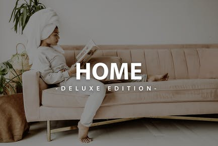 Home Deluxe Edition | For Mobile and Desktop