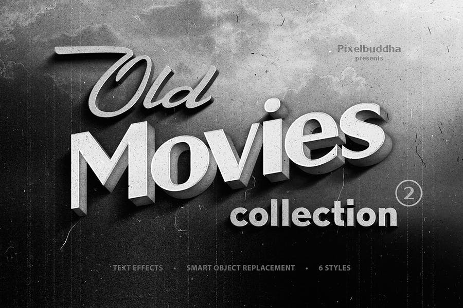 Old Movie Titles Collection 2