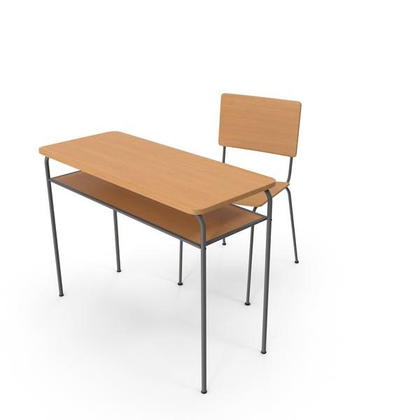 Cover Image for School Desk