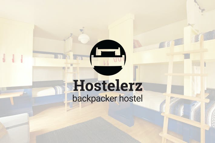 Thumbnail for Hostelerz : Backpacker Hostel Logo