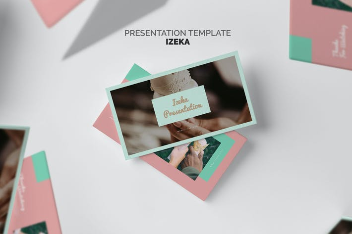 Thumbnail for Изека: Тематический Keynote «Мороженое»