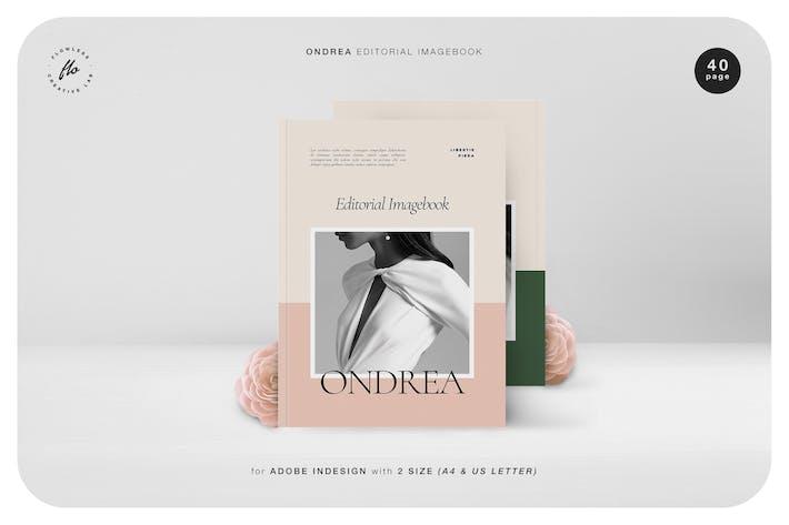 Thumbnail for Ondrea Editorial Imagebook