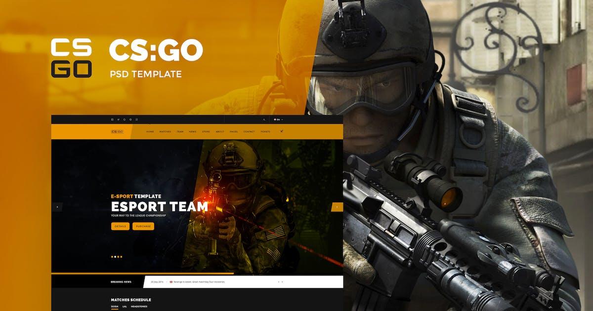 Download CS:GO Team by torbara