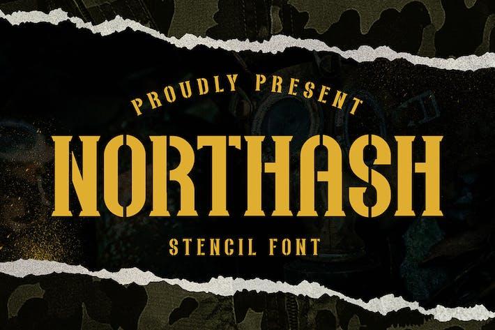 Northas - Pochoir vintage