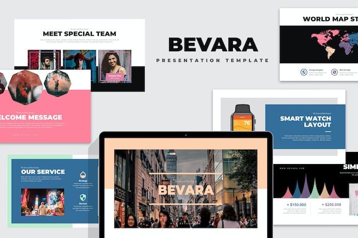 Thumbnail for Bevara : Street Photo Powerpoint Template