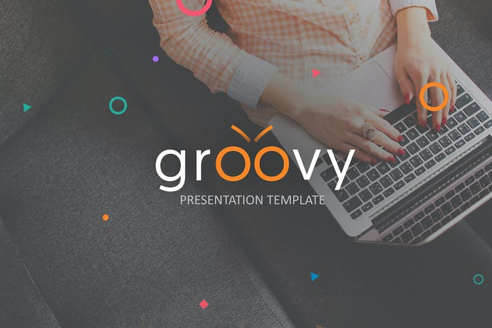 Thumbnail for Groovy Presentation Template