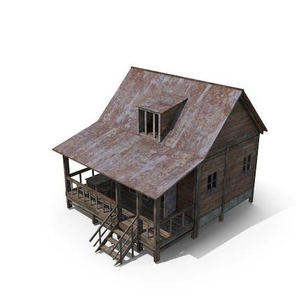 Antigua House De madera