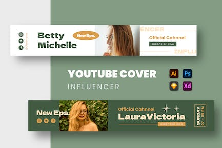 Influencer Youtube Cover