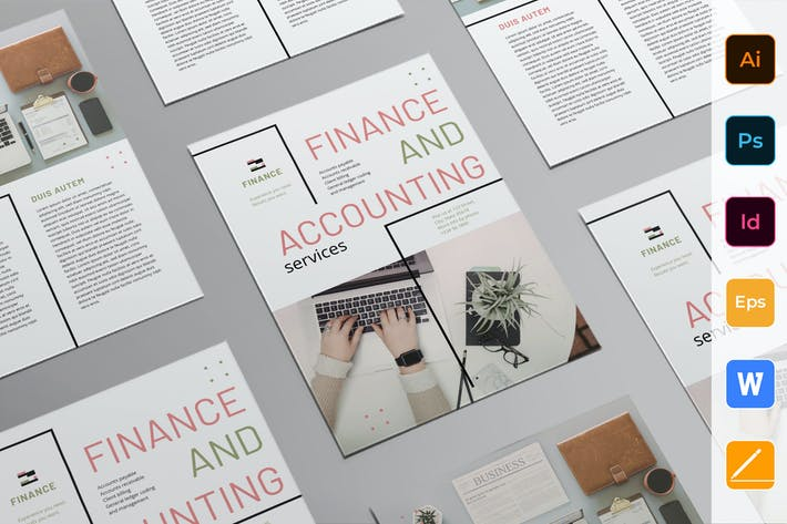 Thumbnail for Finance and Accounting Flyer