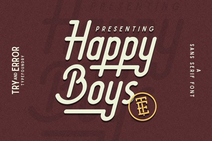 Thumbnail for Happy Boys