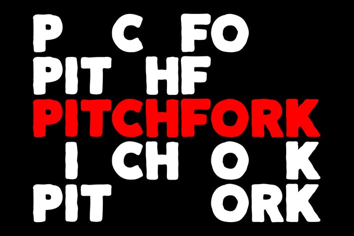 Pitchfork - Powerful Sport Font