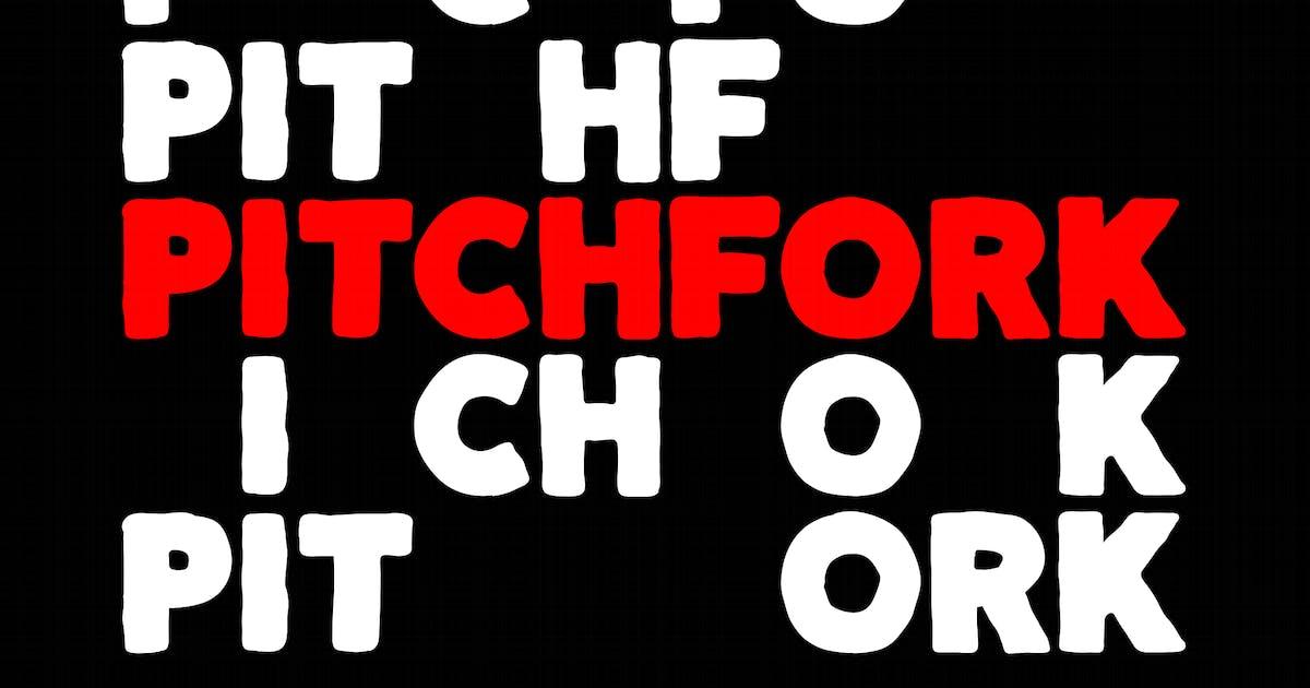 Download Pitchfork - Powerful Sport Font by alexacrib