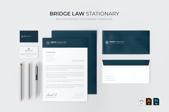 Bridge Law   Stationary