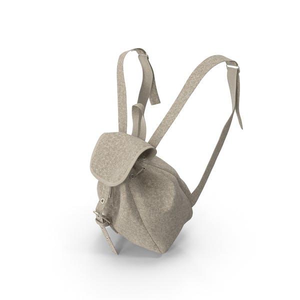 Thumbnail for Women's Backpack Beige