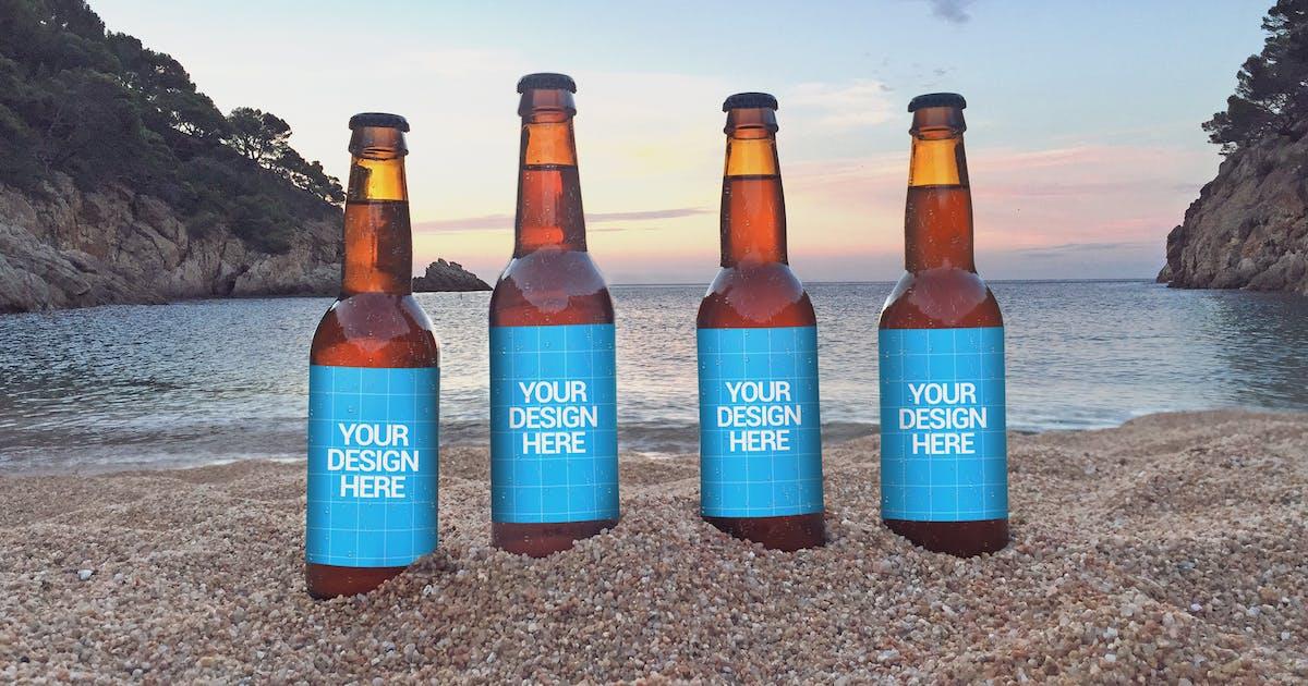 Download Sunset Beach 4 in 1 by SmartDesigns_eu