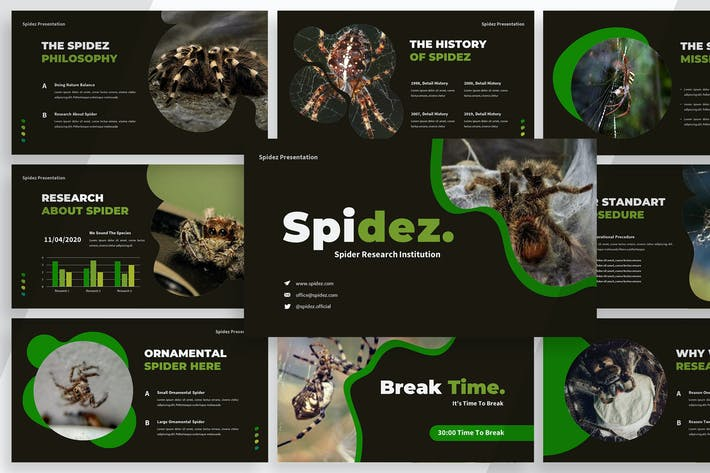 Thumbnail for Spidez - Keynote