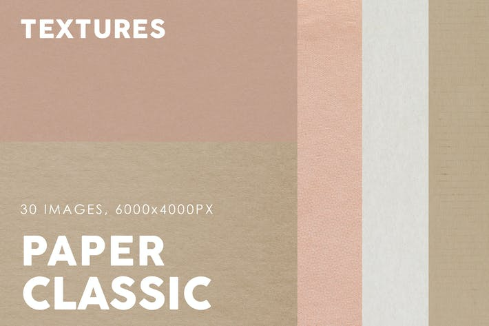 Thumbnail for Classic Clean Paper Textures