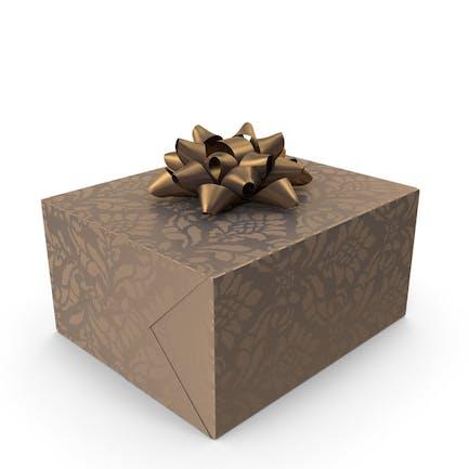 Geschenk Bronze