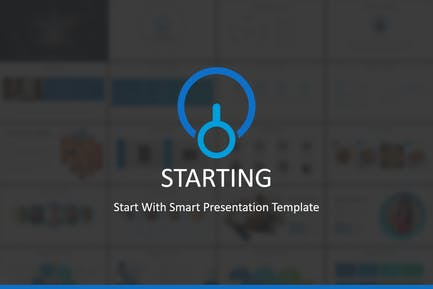 Starting - Powerpoint Template