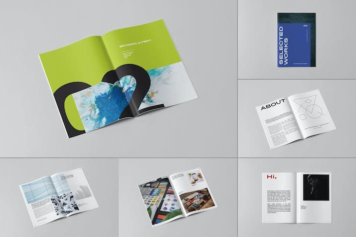 Thumbnail for Multipurpose Portfolio Book