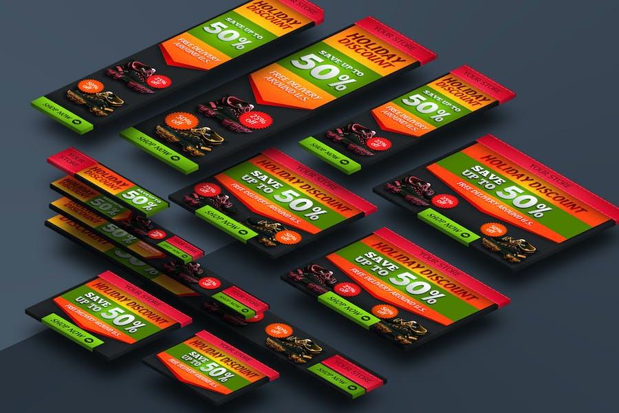 Sale Promo Marketing Discount Banner Ads