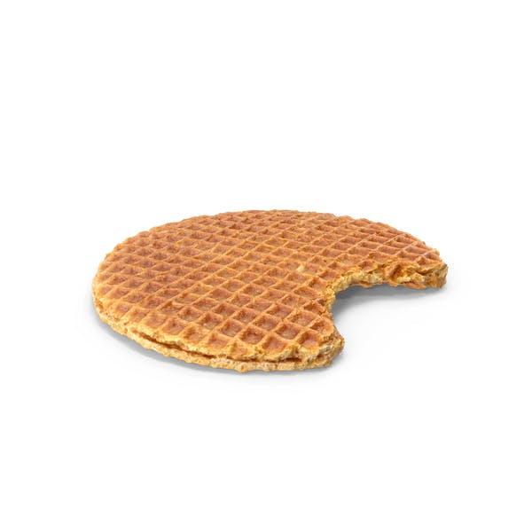 Caramel Waffle Bitten