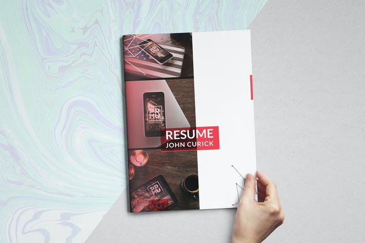 Thumbnail for Creative Resume